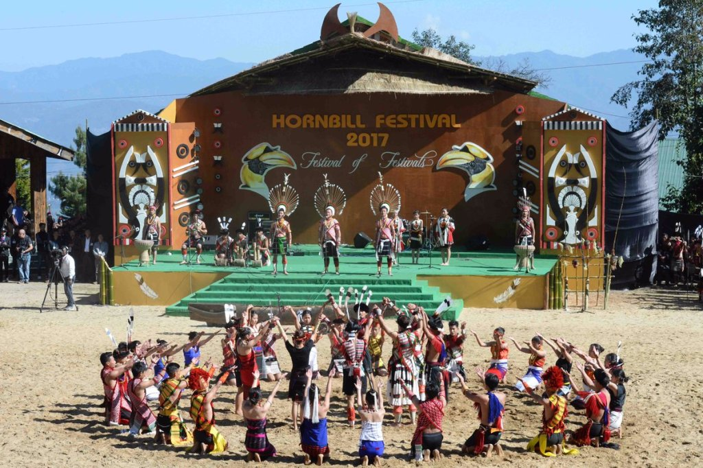 Music and Dance of Nagaland