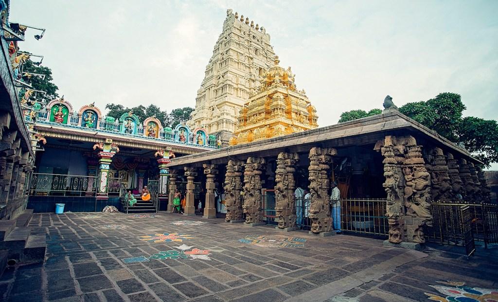 Sirisailam Andhra Pradesh
