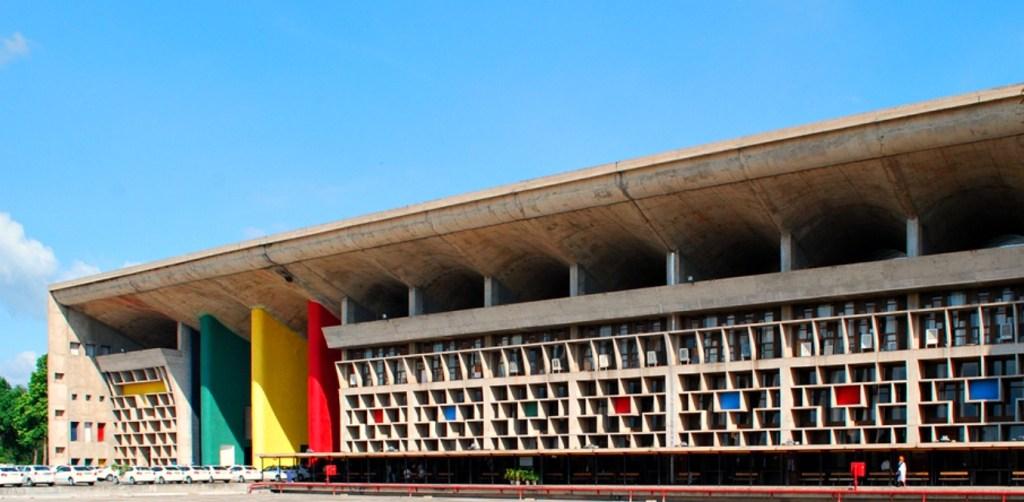 le corbusier center chandigarh