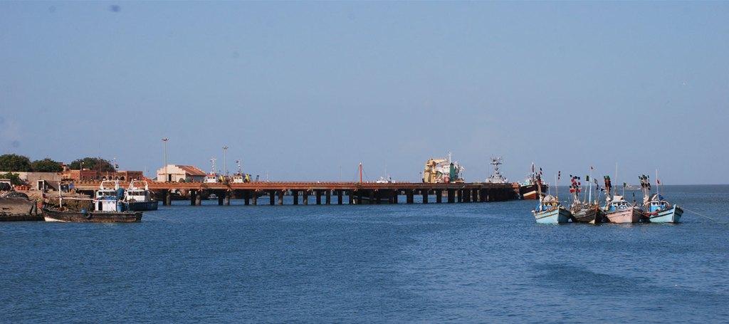 porbandar port