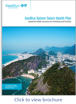 GeoBlue Xplorer Select International Health Plan for Expats