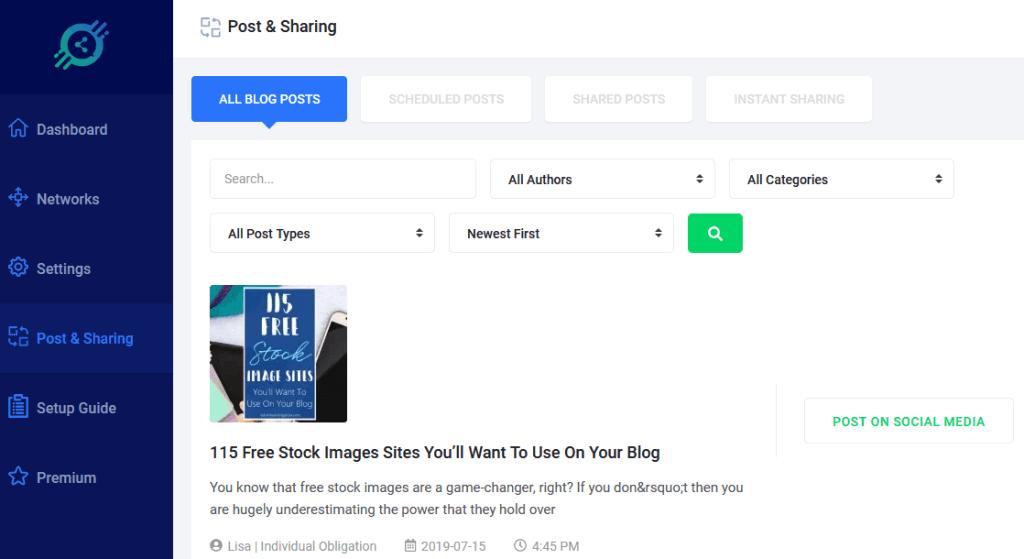 Top 21 - Your Best Social Media Plugin For WordPress
