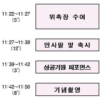 박원순 서울시장 동정, 제100회 전국체전 조직위원회 창립총회