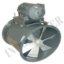 Produk Blower Axial pulley