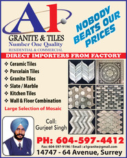 indo canadian business pages