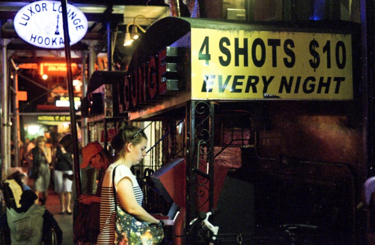 4 shots