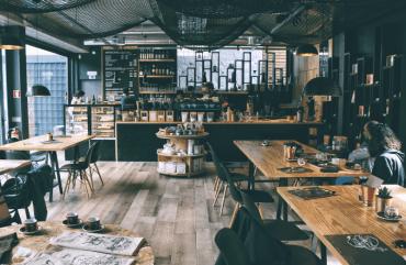 Desain Cafe Murah