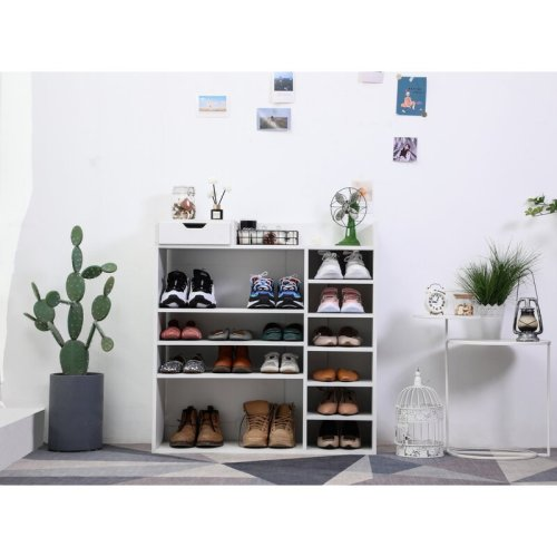 Rak Sepatu Minimalis Modern Tyara