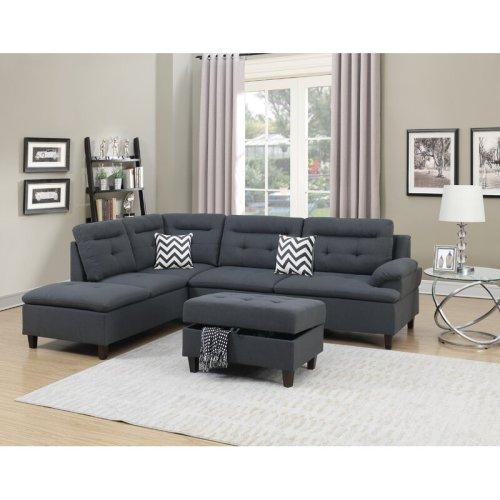 Sofa Sudut Kecil Cravens