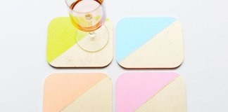 Make-Colorful-Recycled-and-Environmentally-Friendly-Coasters