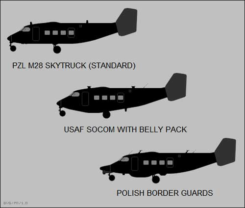 PZL M28 Skytruck : Nyaris Jadi Pesawat Intai Maritim Taktis TNI AL