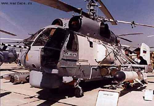 Kamov Ka-29TB.
