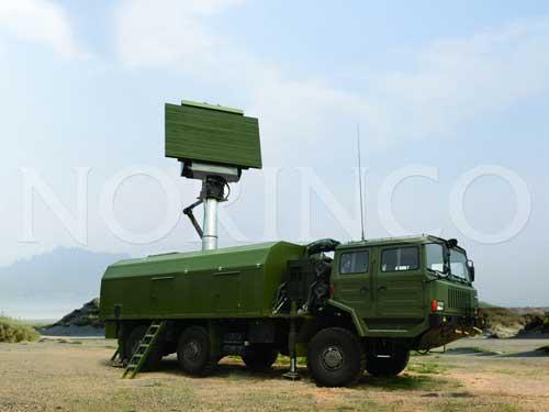 IBIS 150 3D Target Designation Radar