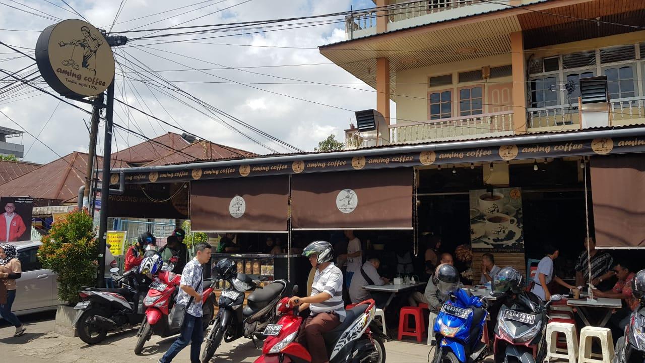 Warung Kopi Indonesia A-Z