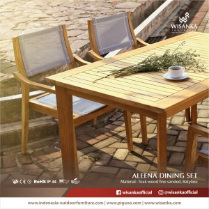 Aleena Dining Set Furniture