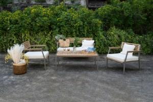 Garrick Outdoor Furniture Set
