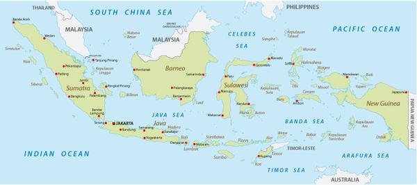 Geography Of Indonesia Azimuth Adventure Travel