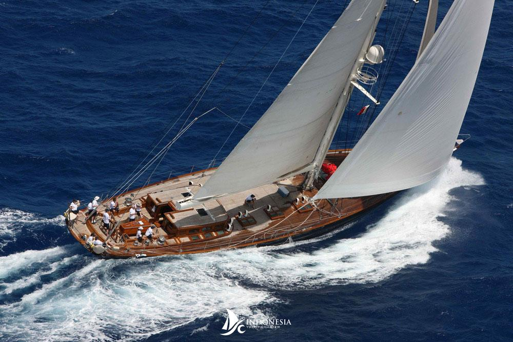 DBY Indonesia Yacht Charter