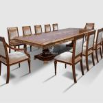 Teak Outdoor Dining Table For Sale Indonesia Wooden Classic Furniture