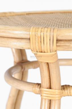 Lestari Occasional Table Detail-8 Advantages of Rattan Furniture Compared to Wood Furniture