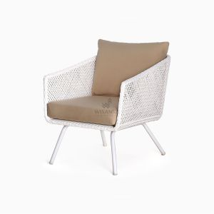 Clarendon Arm Chair - Outdoor Rattan Garden Patio Furniture