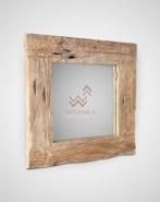 Reclaimed mirror ratta furniture
