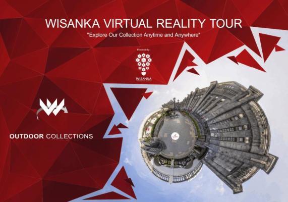 Virtual Reality Showroom : Indonesia Outdoor Furniture