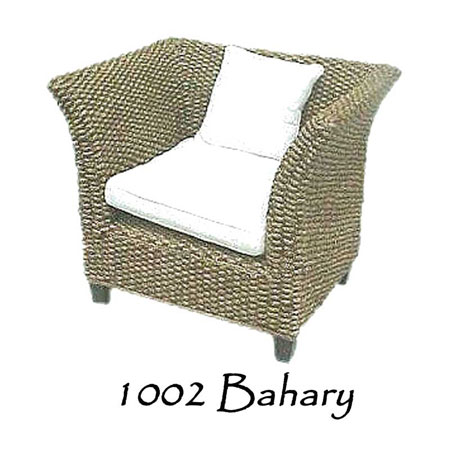 Bahary Wicker Chair
