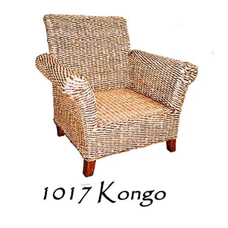 Kongo Wicker Chair
