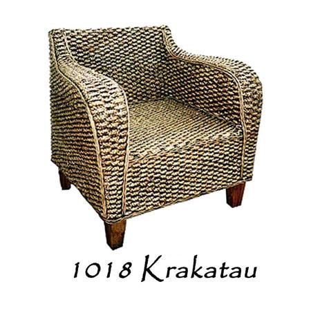 Krakatau Wicker Chair