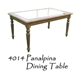 Panalpina Wooden Dining Table