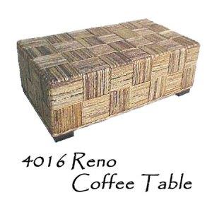Reno Rattan Coffee Table
