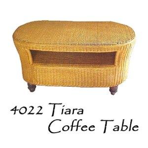 Tiara Rattan Coffee Table