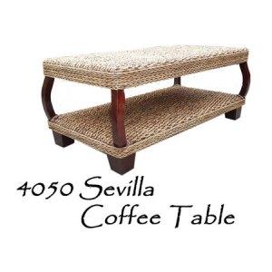 Sevilla Rattan Coffee Table