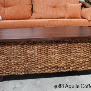 Aquila Wicker Coffee Table