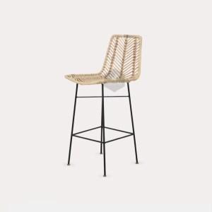 Solia Rattan Bar Chair
