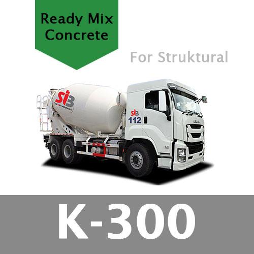 Harga Ready Mix K 300