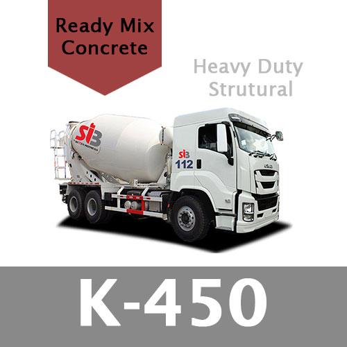 Harga Ready Mix K 450