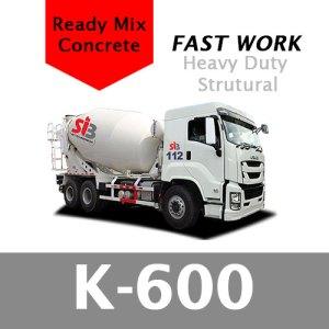 Harga Ready Mix K 600