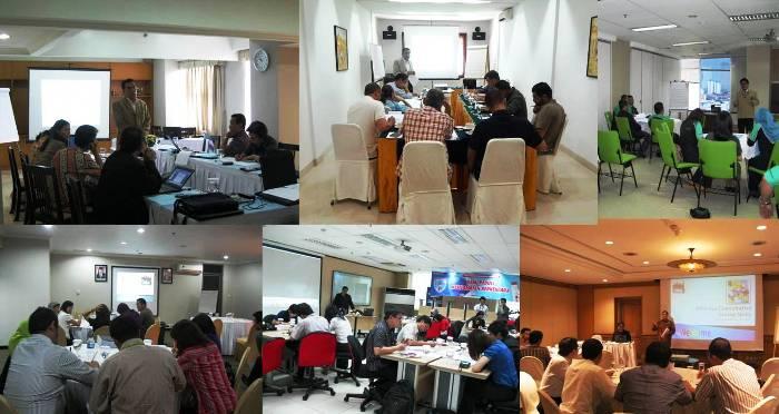 Training in Jakarta