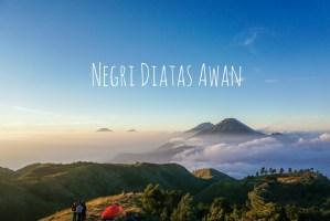 gunung prau, indonesia traveller guide