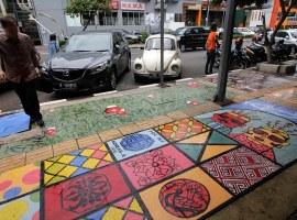 seni mural jalanan cikini raya wisata jalanan jakarta indonesia traveller id