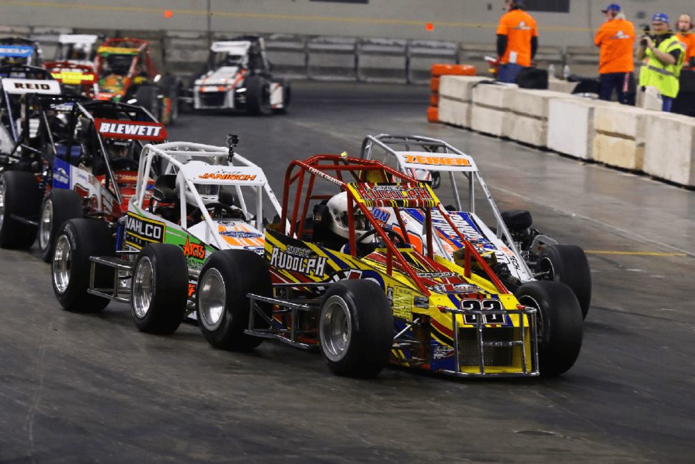 Albany Racers // Trailer Parking and Schedules - Indoor Auto ...