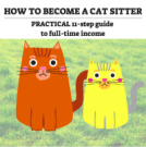 how to become a cat sitter
