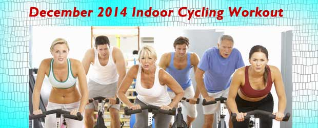 indoor cycling workout