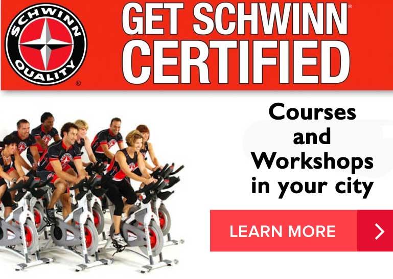 schwinn certification