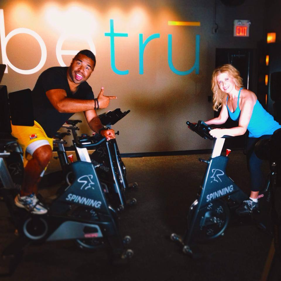 Indoor Cycling And Spinning » Trū Ride Cycle Studio In