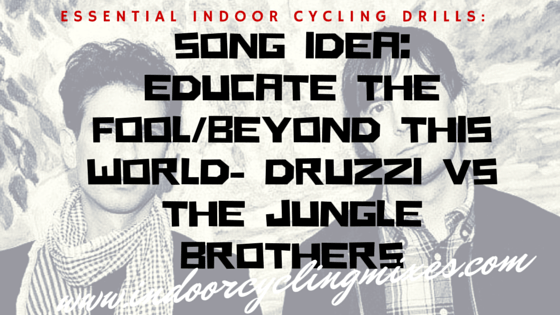 Indoor Cycling Music Idea for Tabata's