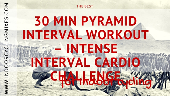 0 Min Pyramid Interval Workout – Intense Interval Cardio Challenge
