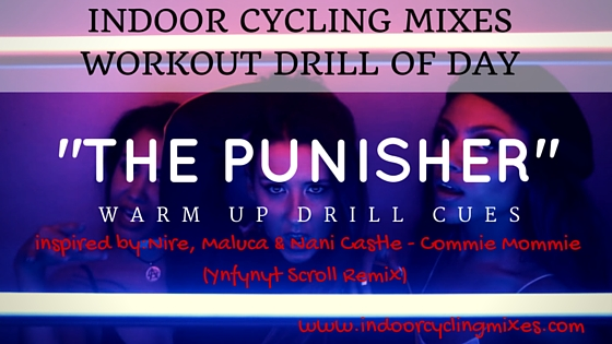The Punisher - Indoor Cycling Workout Drill of the Day - Warm ups